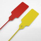 Apretado indicativos sello de seguridad de plástico de 260mm