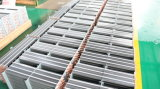 Luft abgekühlter kupfernes Gefäß-Flosse-Typ Abkühlung-Geräten-Kondensator