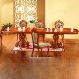 Bras extensible de table avec chaise pour mobilier de maison (868)