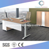 Mobilier moderne L-Shape Wood Ordinateur Bureau exécutif Bureau Table