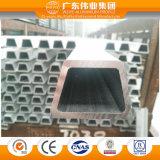 Perfil de aluminio de la venta directa de la fábrica, perfil de aluminio de la protuberancia para la ventana y puerta