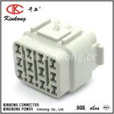 Conetor automotriz elétrico impermeável de 12 Pin