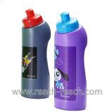 Бутылка воды бутылки спортов детей пластичная (R-1162)