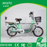 단 하나 속도 건전지 자전거, Lihium Battery가 강화하는 형식 E 자전거