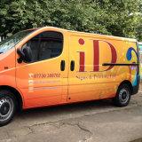 Kundenspezifischer Vinylfahrzeug-Aufkleber, Grafik-Drucken Van/Auto-Verpackung