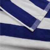 Striped полотенце ванны жаккарда с ценой по прейскуранту завода-изготовителя