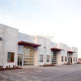 Entrepôt préfabriqué de structure métallique avec le prix raisonnable