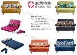 熱い販売の高品質の普及した設計事務所のソファーの居間のソファーベッド