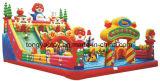 Châteaux gonflables de cour de jeu d'intérieur pour les enfants (Ty-9087B)