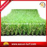 El paisaje de hierba artificial para jardín