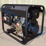 여십시오 유형 공냉식 디젤 엔진 발전기 (2/3/5/6KW)를