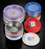 De la forme 6 diverse picoseconde plaque ronde en plastique remplaçable d'Easylife