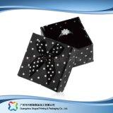 Montre/bijou/cadeau de luxe cadre de empaquetage en bois/papier d'étalage (xc-hbj-021)