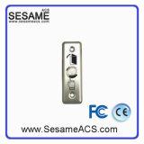 Acier inoxydable N ° COM Boite de porte Rétroéclairage bleu (SB4HR)