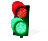 indicatore luminoso rosso del segnale stradale del bivio di verde giallo di 300mm