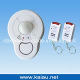 Alarma sin hilos del sensor del techo PIR