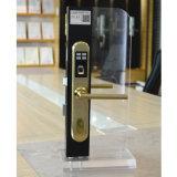 Fechamentos de porta Home seguros do cartão chave da impressão digital do estilo de Goodum euro-