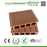 Изготовление напольного водоустойчивого Decking /WPC WPC справляясь в Китае