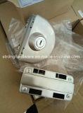 Gl-01CD Frameless 두 배 옆 유리 미닫이 문 죔쇠 자물쇠