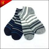 Streifen-Mann-Knöchel-Socken-Großverkauf-China-Hersteller-Komprimierung-Socken
