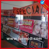 Знамя сетки PVC печатание напольный рекламировать изготовленный на заказ