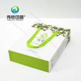 Красивые картонной упаковке при печати с жесткой рамой (Spot УФ-покрытие)