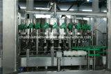 Automático 2 en 1 lata de cerveza de la línea de llenado con certificado CE