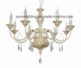 3 света канделябра светлых европейских кристаллический утюга декоративных/привесного светильник