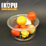 500ml 처분할 수 있는 플라스틱 과일 사라다 음식 콘테이너