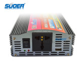 Suoer Inversor de potencia 1300 W Inicio Uso Inversor de potencia 12V a 220V con el precio de fábrica (MDA-1300A)