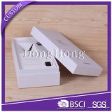Anunció el rectángulo de empaquetado formado cuadrado de papel duro del perfume