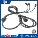 1 in 3 uit Adapter 3pin de Waterdichte Schakelaar van de Kabel IP68 Y