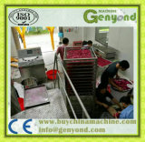 中国の販売のためのカボチャスライス機械
