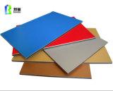 Panel&#160 exterior; O revestimento composto de alumínio decorou o material