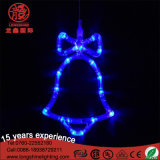 LED de férias de Floco de neve multicor Luz String decorativas Zhongshan
