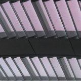 Lumbrera de aluminio de las persianas de la protuberancia de la alta calidad para la decoración al aire libre