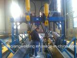 Горячая машина автоматной сварки стальной структуры луча T/H сбывания