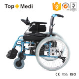 Складывая кресло-коляска силы портативная пишущая машинка ультра электрическая облегченная