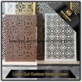 卸し売り及び低価格の屋外のための粉によって塗られる使用されたアルミニウム塀のパネル