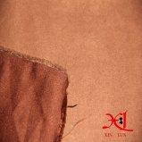 100 % polyester Tissu pour le rembourrage des bottes en daim daim