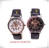 Het populaire Horloge Fs437 van de Manier van het Roestvrij staal van de Beweging van Japan Automatische