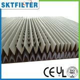 Des filtres en papier plissé du filtre à air