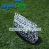 屋外のための速い詰物の膨脹可能な空気ソファーの不精な袋