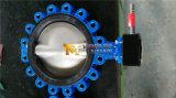 Vleugelklep van het Handvat van de Zetel van Geare van de worm de Veerkrachtige (D7L1X-10/16)