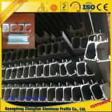 Perfil de alumínio da cozinha do mercado quente de India da venda para o gabinete de alumínio de vidro