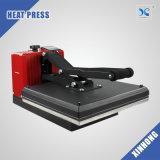 Máquina de transferencia manual de la prensa del calor de la camiseta 38*38