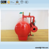 炭素鋼の防火のための水平の泡のぼうこうタンク
