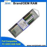 De kleinhandels niet Ecc Unbuffered RAM van de Desktop 512mbx8 DDR3 8GB