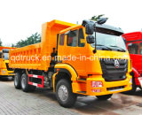 Dumper, Tipper, HOWO 6X4 heavy duty truck, camion à benne basculante, camion chariot