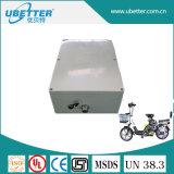 24V 60ah nachladbarer Satz der Batterie-LiFePO4 für E-Fahrzeug